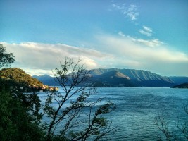 Varenna -the view-